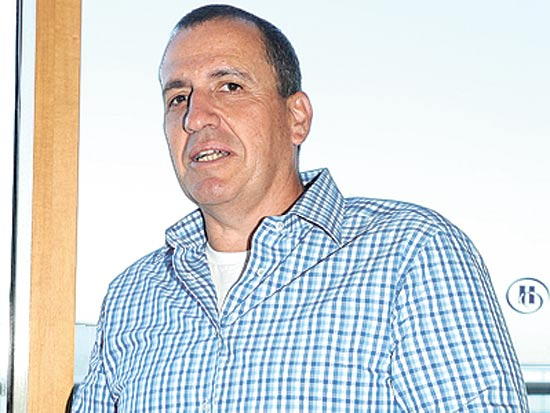 אייל וולדמן, כנס ג'רני 2011 / צילום: תמר מצפי