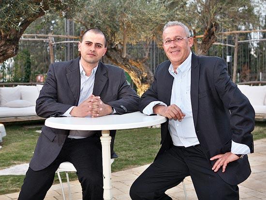 רפי וליאור כהן / צלם עינת לברון