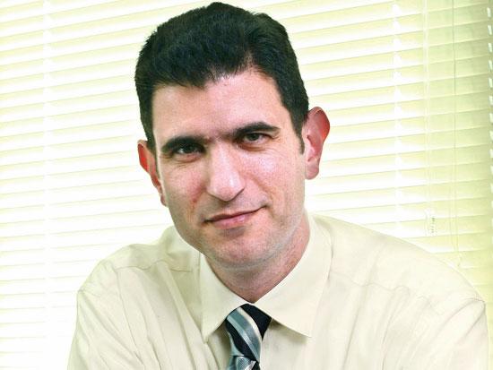 בועז הירש, מנהל סחר חוץ בתמ