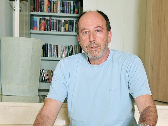 דני גולדשטיין, מייסד פורמולה / צילום: תמר מצפי
