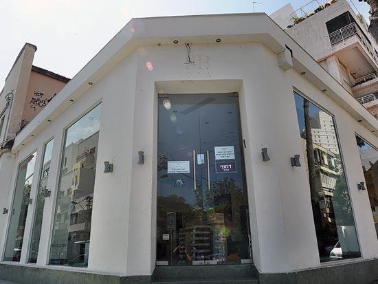 סבידני רומא, חנויות נסגרות ברחוב שנקין / צילום: תמר מצפי