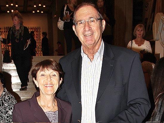 דן וסוזי פרופר, ערב התרמה לחולי ALS / צילום: יוסי כהן