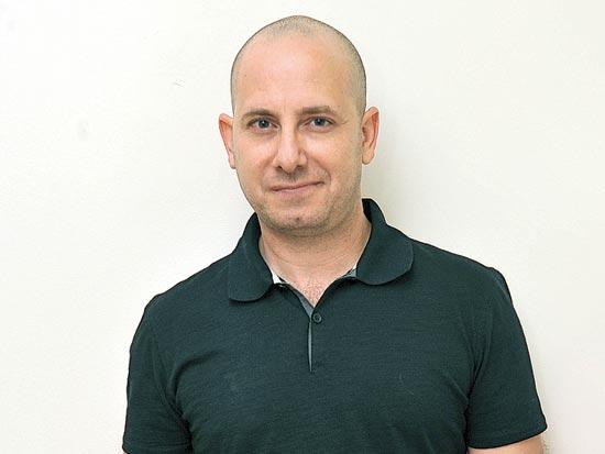 """אייל סולומון, מנכ""""ל אתוסיה, חברה להשמה / צילום: תמר מצפי"""