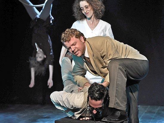 המת החי תיאטרון / צילום: יחצ