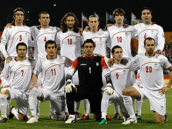 נבחרת איראן בכדורגל / צילום: רויטרס