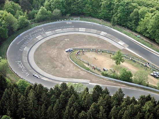 מרוץ מכוניות / צלם: יחצ