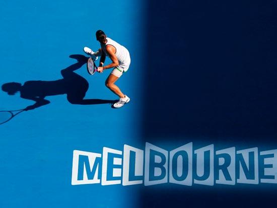 אליפות אוסטרליה, גראנד סלאם, טניס / צילום: רויטרס