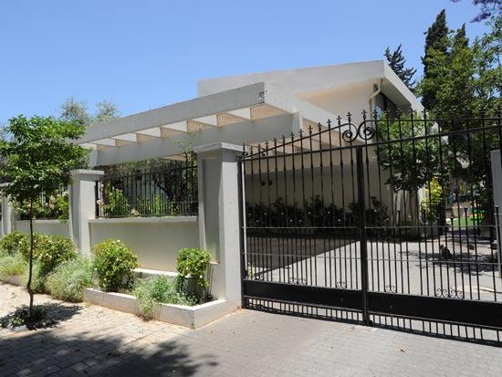 הבית של ערן מזרחי רח' האתרוג 11 סביון / צלם: איל יצהר
