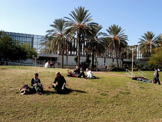אוניברסיטת בר אילן / צילום: איל יצהר