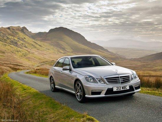 Mercedes-Benz-E / צילום:יחצ