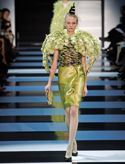 אופנה, ארמאני / צלם: רויטרס