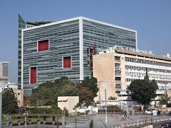 בית חולים איכילוב / צלם: תמר מצפי