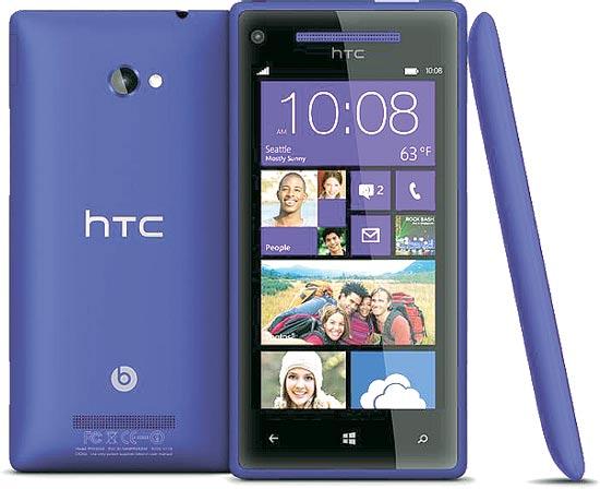 HTC 8X / צילום: יחצ