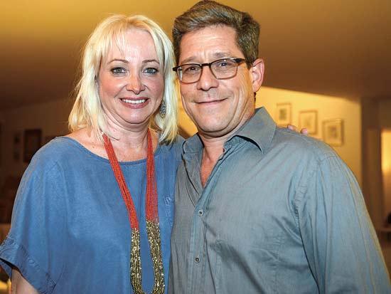 רון ואורלי לובש, הוועידה השנתית לניהול עושר / צילום: תמר מצפי
