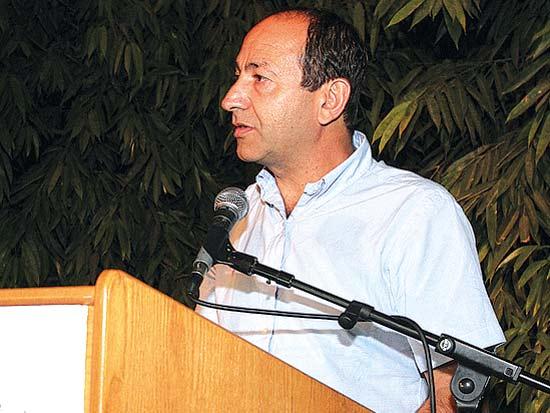 רמי לוי, פורום בכירי המשק / צילום: יוני רייף