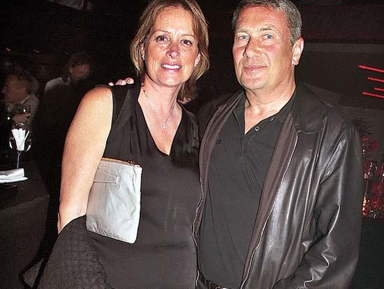 נוחי ואורלי דנקנר, חתונת יוסי ויליגר / צילום: יוסי כהן