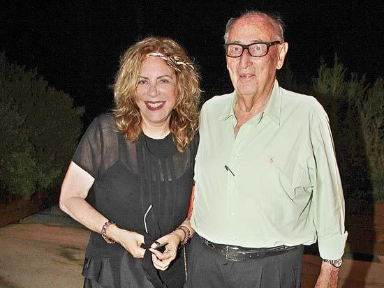 אייבי ודליה נאמן, חתונת שרון פלד ונבות / צילום: יוסי כהן
