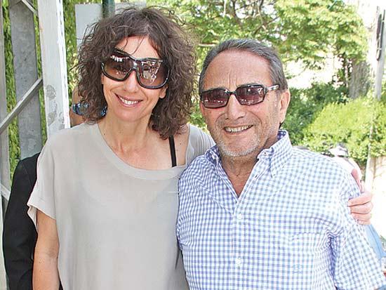 יוסי והלית מימן, חוגגים עצמאות / צילום: יוסי כהן