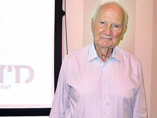 מאיר שמגר, נבחרי המגזר העסקי בתחום התעשייה החברתית 2012 / צילום: יחצ
