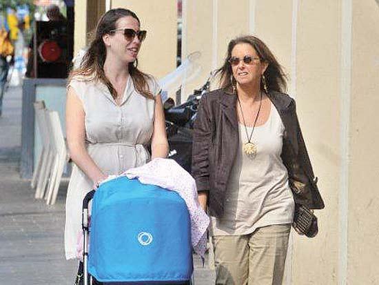 שרי ואליטל אריסון, טיול משפחתי / צילום: ברק פכטר