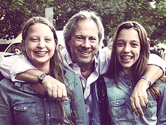 ליאון קופלר (במרכז), בהופעה של מדונה מאי 2012 / צילום: יוסי כהן