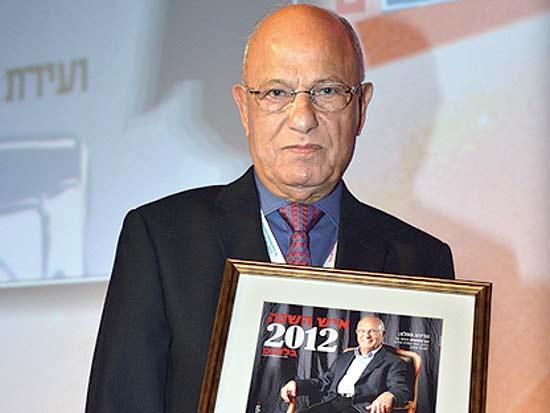 שלמה אליהו, איש השנה 2012 של גלובס / צילום: תמר מצפי
