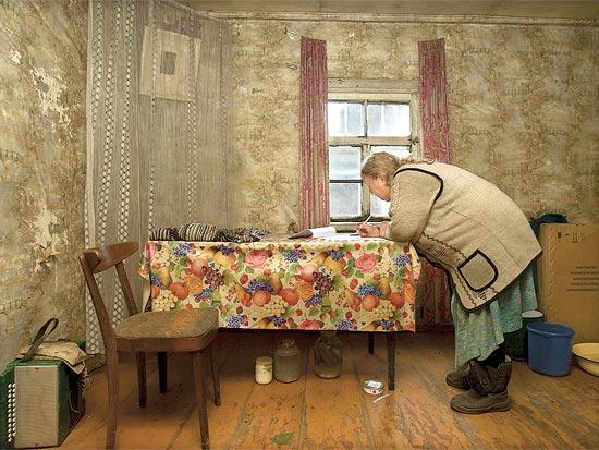 דירה ברוסיה / צילום: רויטרס