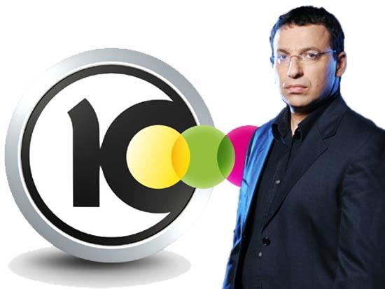 רביב דרוקר ערוץ 10 לוגו / צילום: יחצ אלדד רפאלי