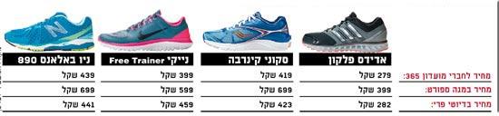 נעלי ספורט 2