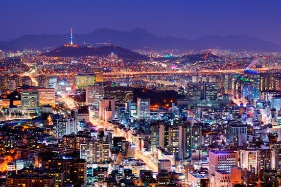 דרום קוריאה / צילום: thinkstock