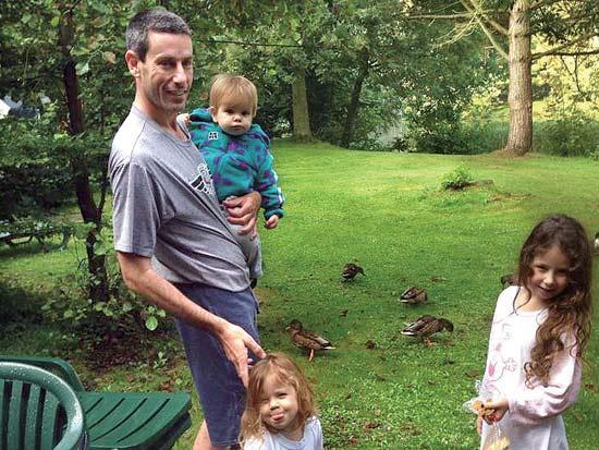 גיא ברעם, חופשה משפחתית / צילום: תמונה פרטית