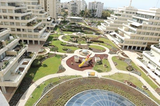 פרוייקט סביוני רמת אביב בצפון תל אביב / צילום: יחצ