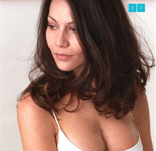 השחקנית חלי חזן / צילום: דור מלכה. מתוך האתר של ד