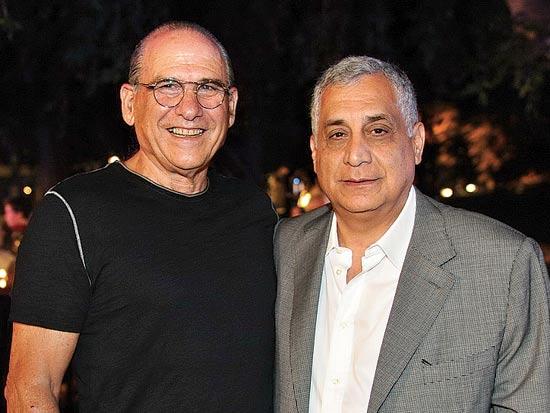 פיני כהן וגד זאבי / צילום: איתי בלסון וחיים זיו