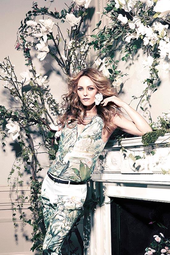 תצוגת אופנה של H&M צילום: יחצ