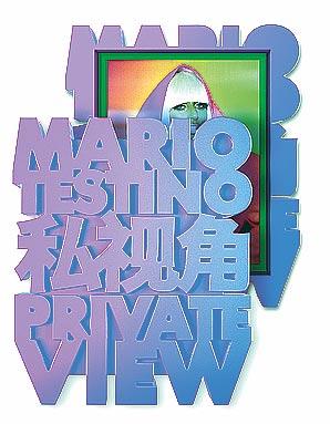 עטיפת הספר של מריו טסטינו / צילום: יחצ
