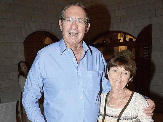 סוזי ודן פרופר, אגודת ידידי תיאטרון גשר / צילום: יחצ