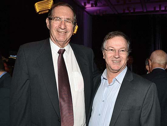 דודי ויסמן, דן פרופר, ערב המצויינות העסקית של