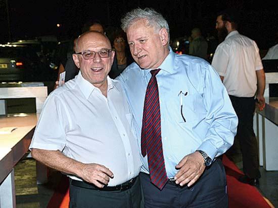 יאיר סרוסי, מוטי פרידמן, עמותת