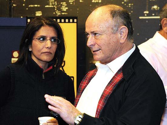 רוני מילוא, אלונה ברקת, פורום הקהילה העסקית של קהילת אאודי / צילום: ערן יופי כהן