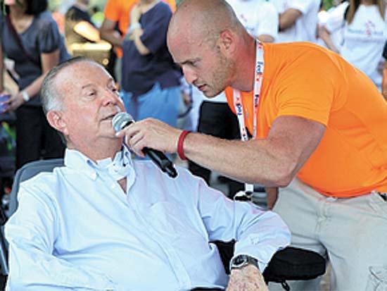 דב לאוטמן, מרוץ החברים השני למען חולי ALS / צילום: אבישי פינקלשטיין