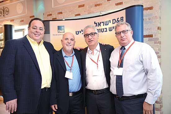 חיים כהן אמיר חייק אילן פלטו ודורון כהן / צילום: ליאת מנדל