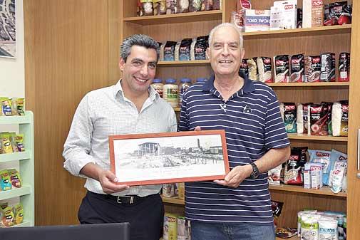 אלכס פטישי וגיל גמון / צילום: אדי ישראל