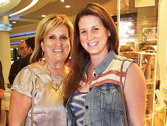 דורין אריסון ואמה חנה, קבלת פנים למותג Kiehl's / צילום: אסף לב