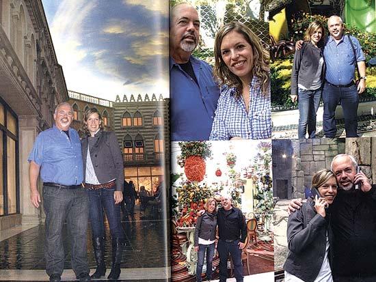 רוני פיבקו, חופשה משפחתית / צילום: תמונה פרטית