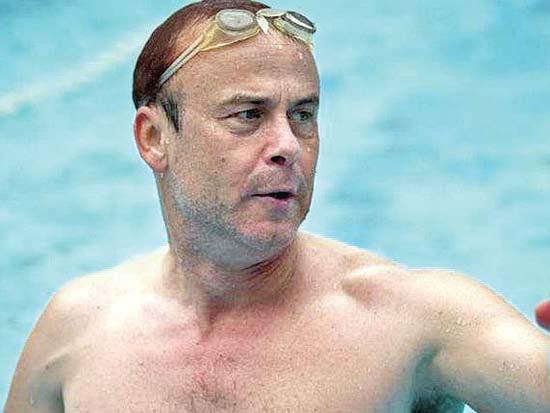 רוני וולף, שחיינים אנשי עסקים / צילום: עולם המים של אורי סלע