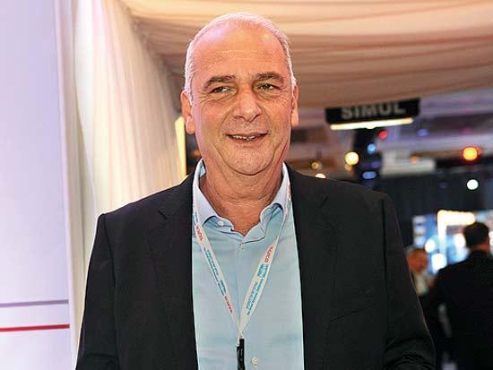 נסים בובליל, ועידת ישראל לעסקים 2013 / צילום: תמר מצפי