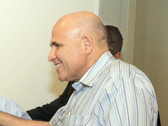 דוד פתאל, פורום אנשי העסקים של אוניברסיטת חיפה / צילום: יוני רייף