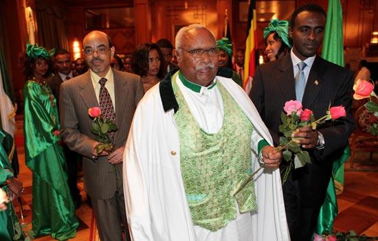 מנהיגים מבוגרים - גרמה וולדה נשיא אתיופיוה / צילום: רויטרס