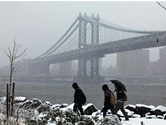 ברוקלין ניו יורק / צילום אילוסטרציה: רויטרס